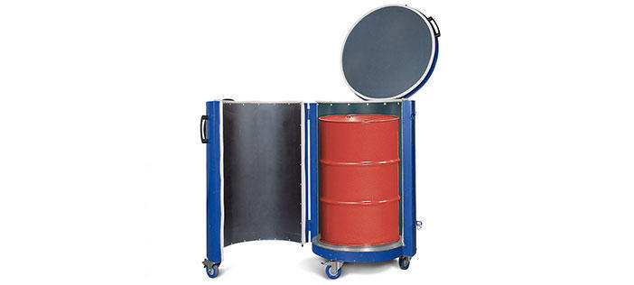 Drum heaters