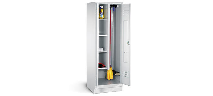 Equipment and clothing cabinets