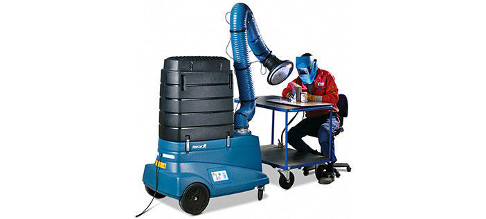Welding fume extraction/ Extraction systems