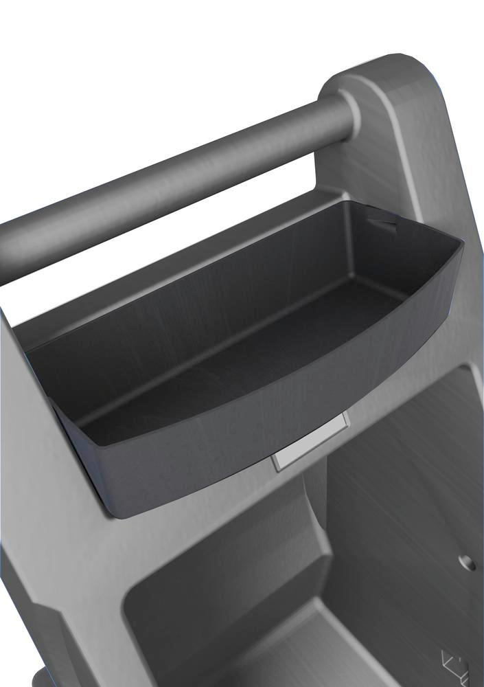 Extra tray for PE transport trolley Basic
