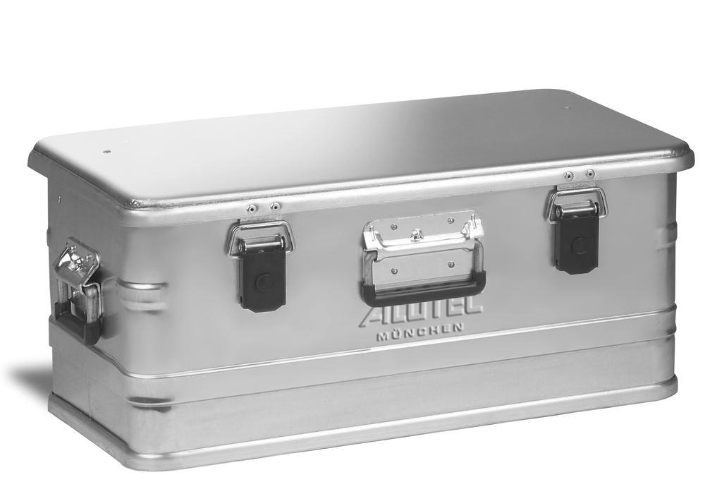 All Purpose Box AB 2, aluminium, 47 litre capacity