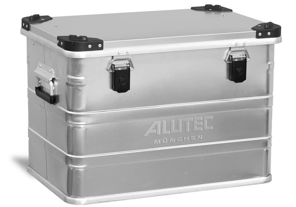 All Purpose Box AB 2-S, aluminium, with protective corners, 76 litre capacity