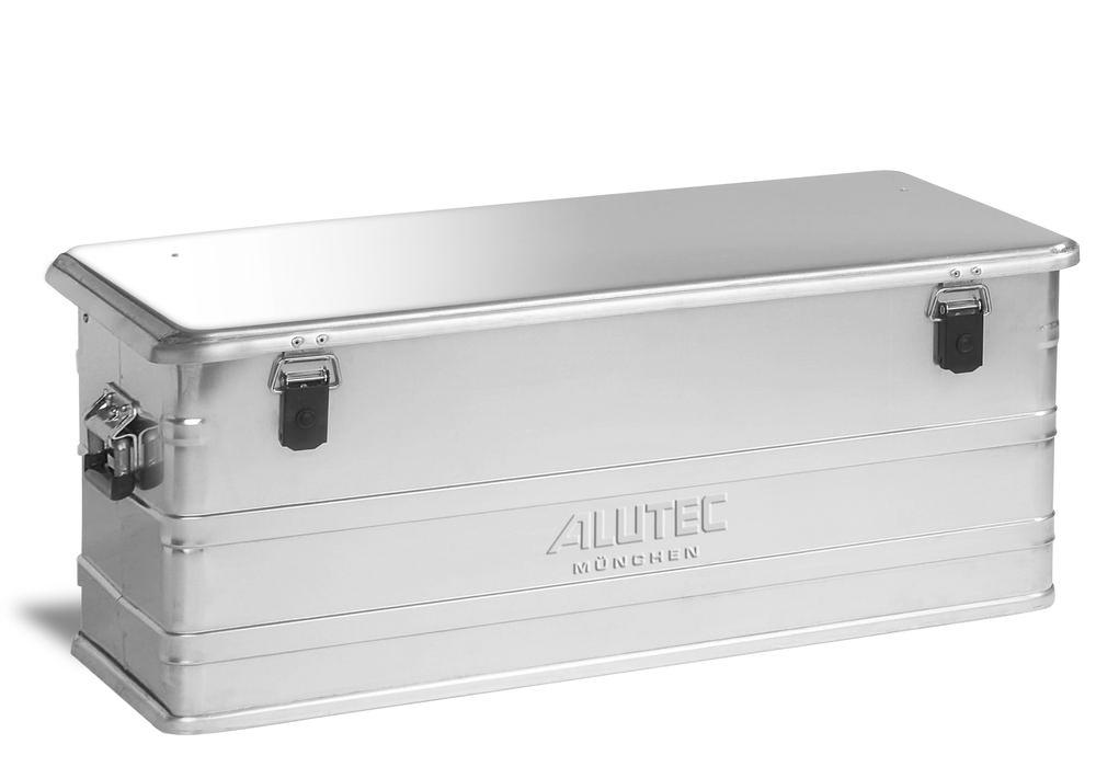 All Purpose Box AB 4, aluminium, 140 litre capacity