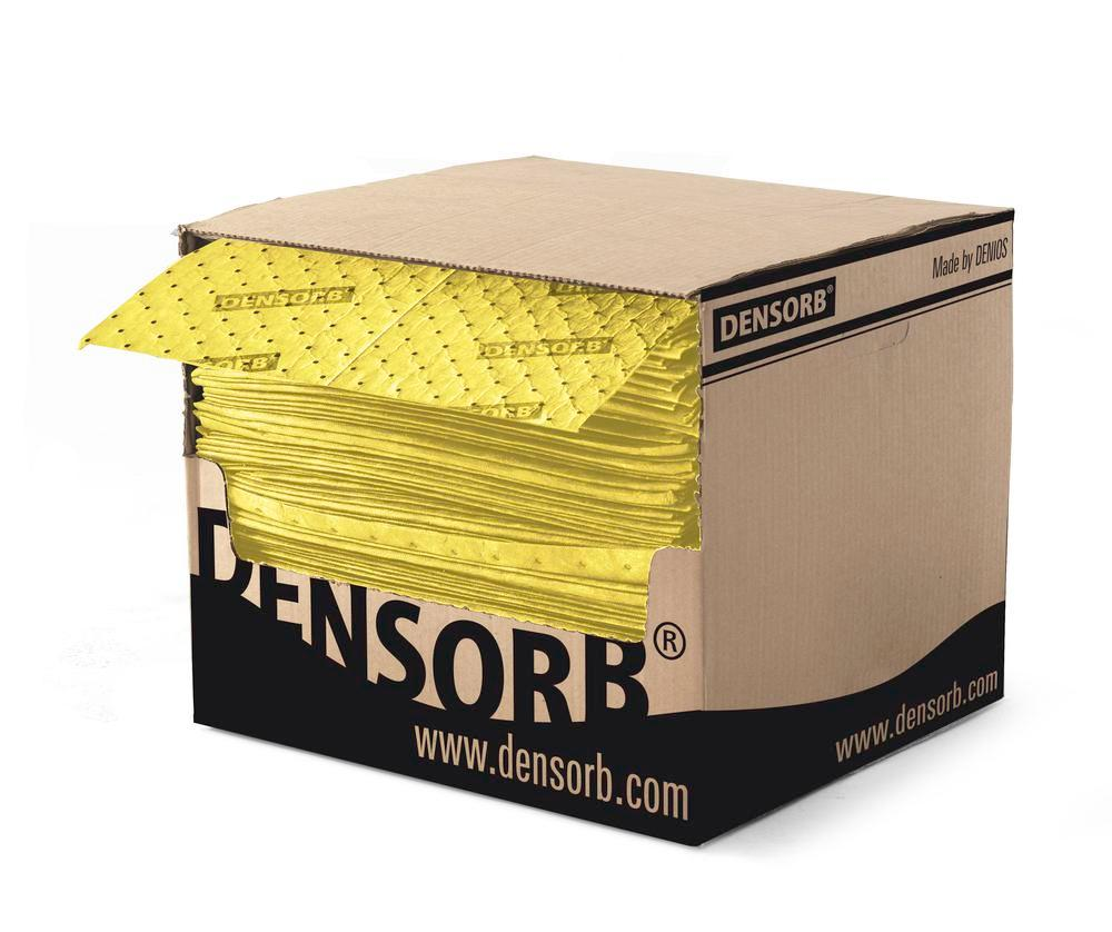 DENSORB Absorbent Pads Economy Double, Special, Light, 2 Layers, 40 x 50 cm, Pack of 200