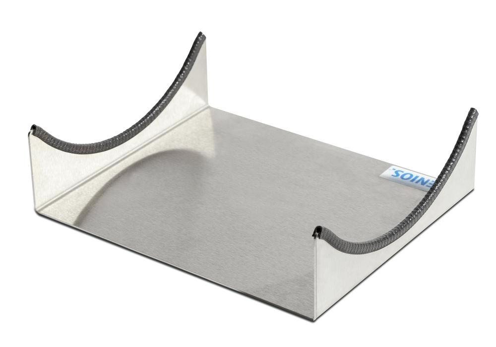 Storage mount in stainless steel for transport containers - 2