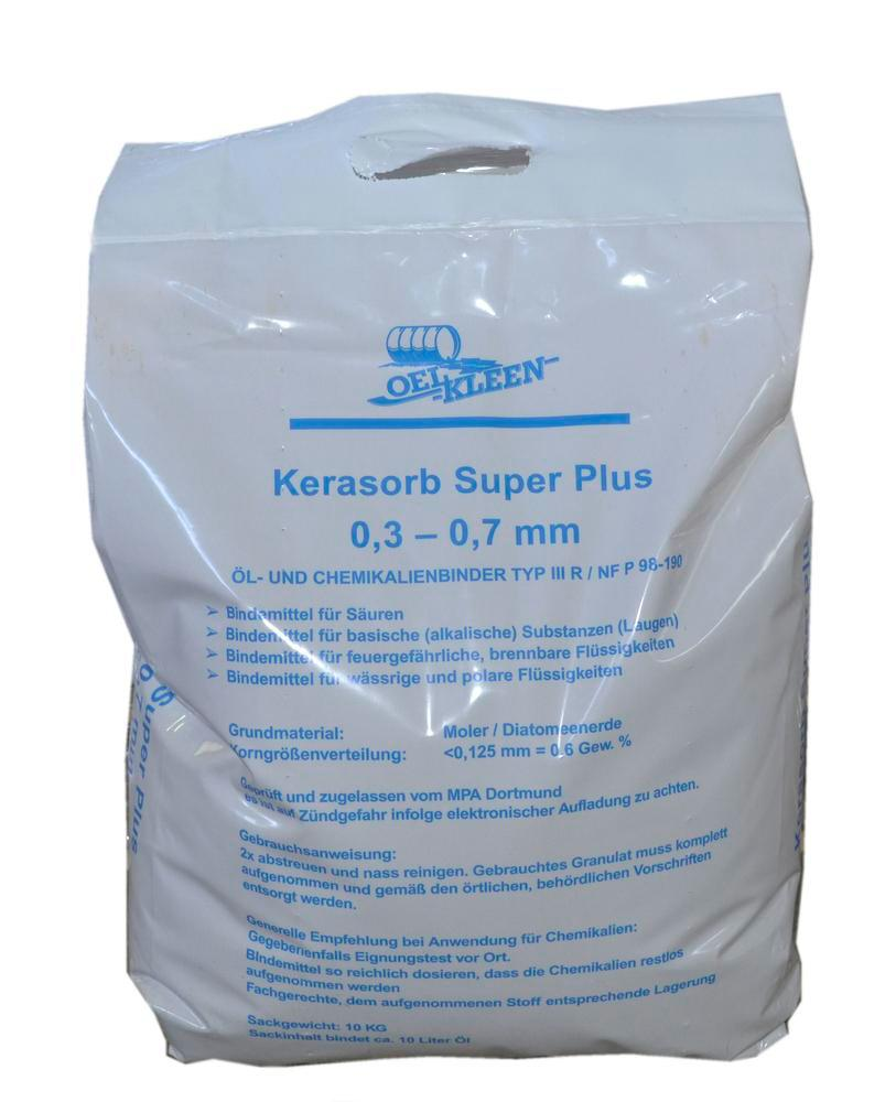 DENSORB Absorbent Granules, Multi-Purpose Sorbent, VOC free, 10 kg Bag - 1
