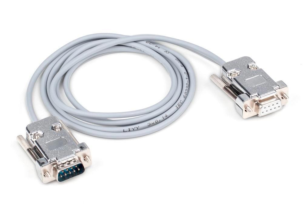 Interface cable RS-232 for balance models 572, PCB, FCB and FKB