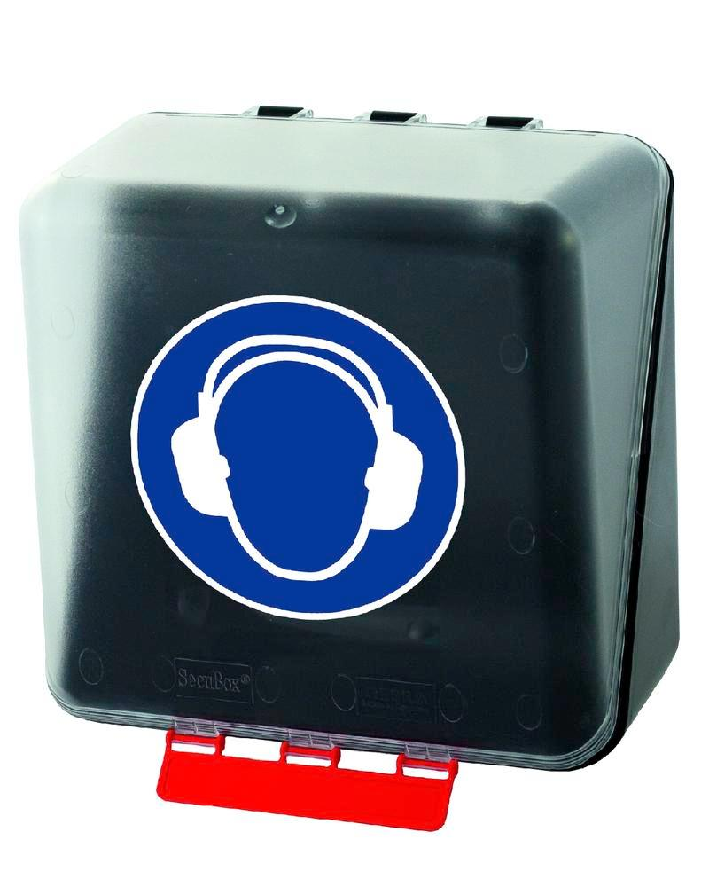 Midibox f hearing protect., transparent