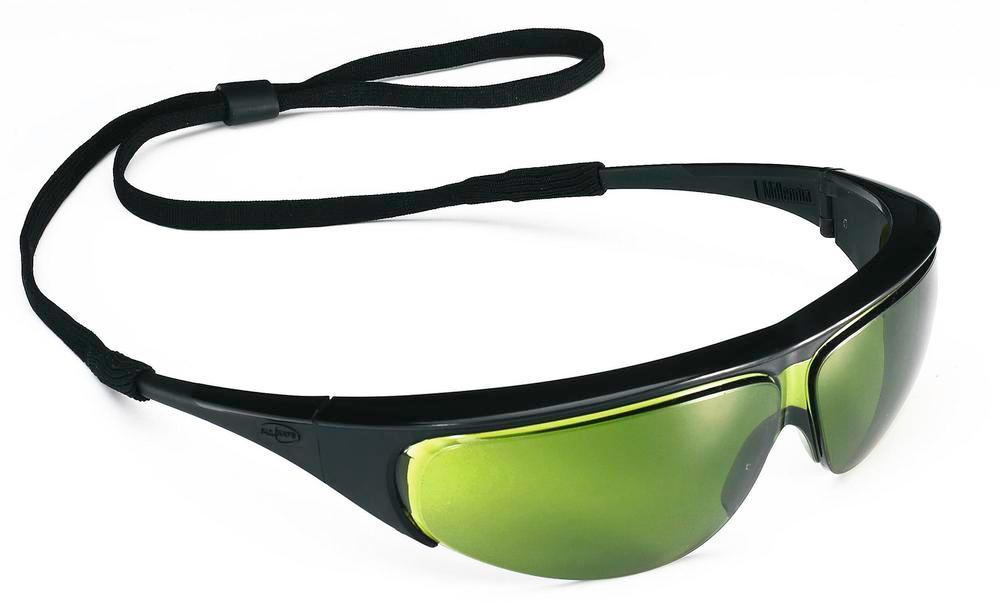 Safety goggles, Millenia, for Welding, tint IR 5