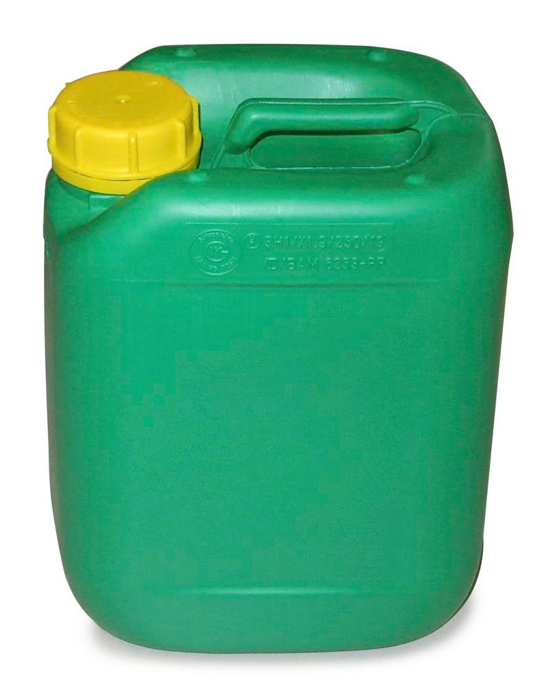 Cleaning booster bio.x Power Up in 5l canister, additive for bio.x cleaning tanks, VOC-free
