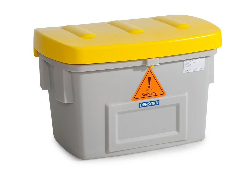 DENSORB Emergency Spill Kit in Safety Box SF200, application SPECIAL - 3