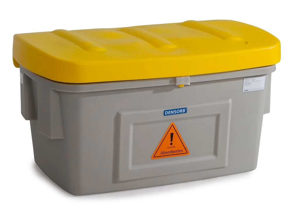 DENSORB Emergency Spill Kit in Safety Box SF400, application SPECIAL