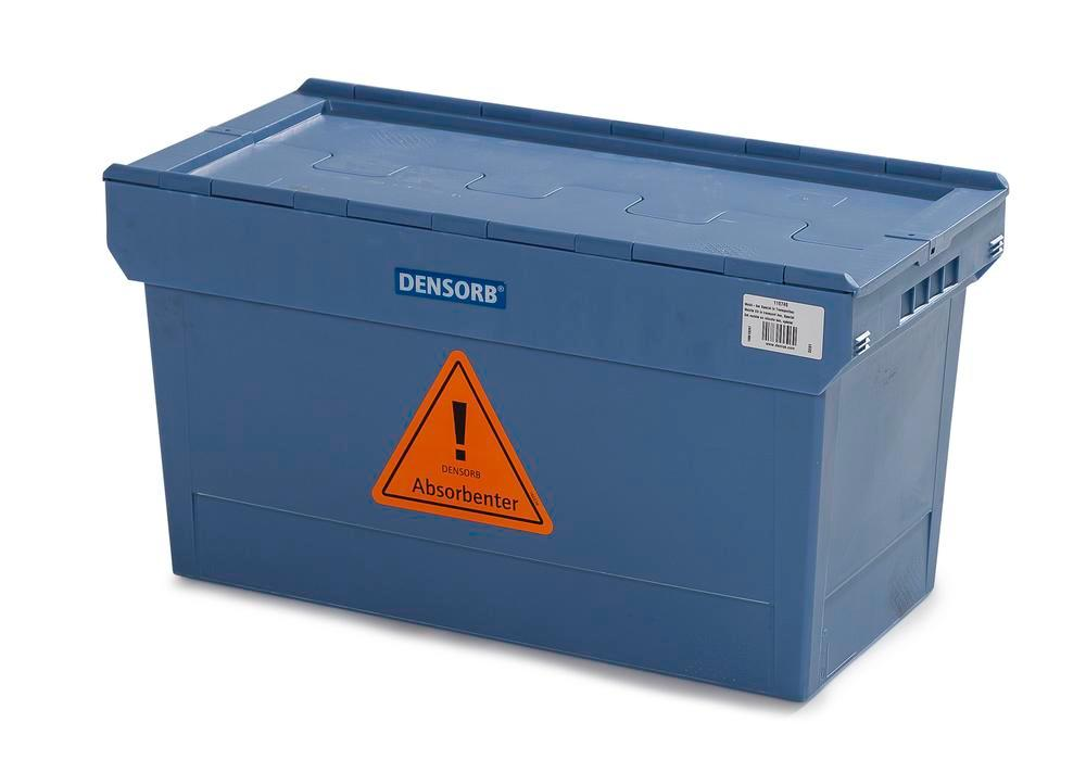 DENSORB Mobile Spill Kit in sturdy transport box, application SPECIAL - 2