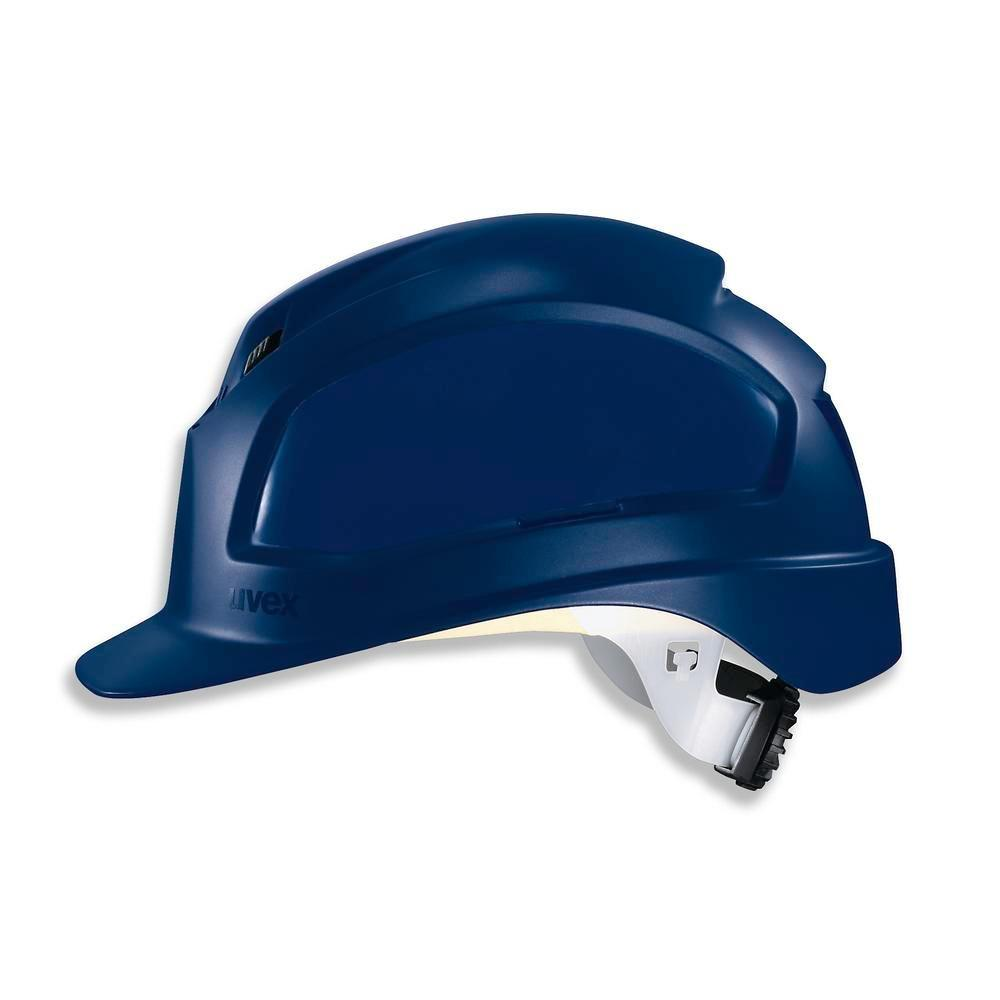 Safety helmet uvex pheos B-WR 9772, 52 - 61 cm EN 397 colour blue