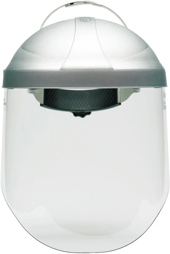 Visor, polycarbonate, clear, for visor holder model FS, heat, spray and impact protection - 1