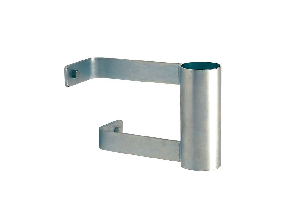 Wall mounting arm, the mirror can be mounted horizontally or vertically - 1