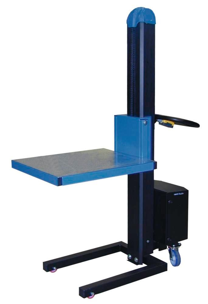 Container lifter H1-P, electrically operated, lifting time 7 seconds