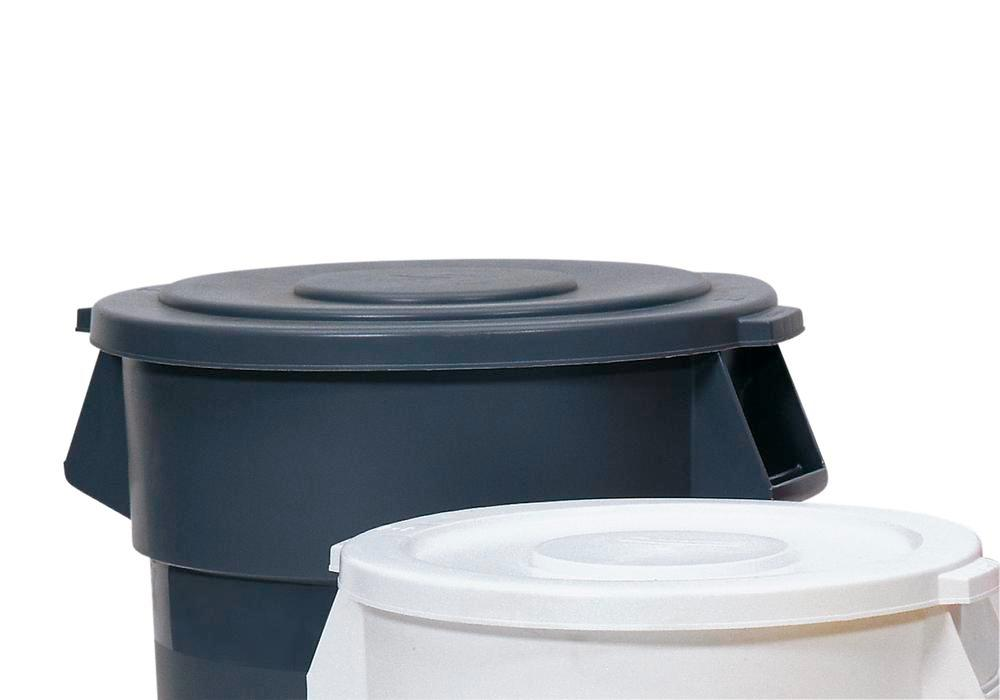 Lid for Multi Purpose Container, 75 ltr, Black - 1