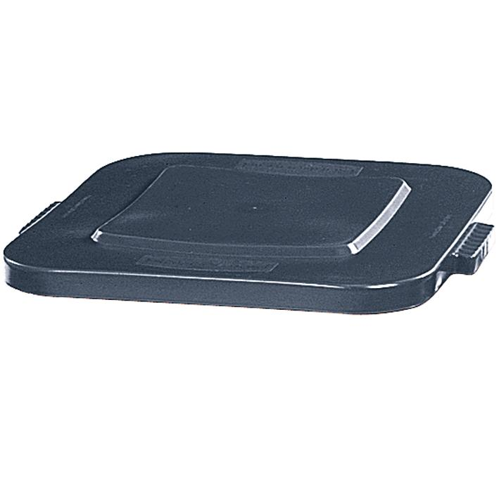 Lid for multi-purpose container of polyethylene (PE), volume 105 litres, grey - 1