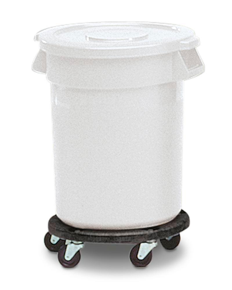 Multi Purpose Container manufactured from polyethylene, 120l, White