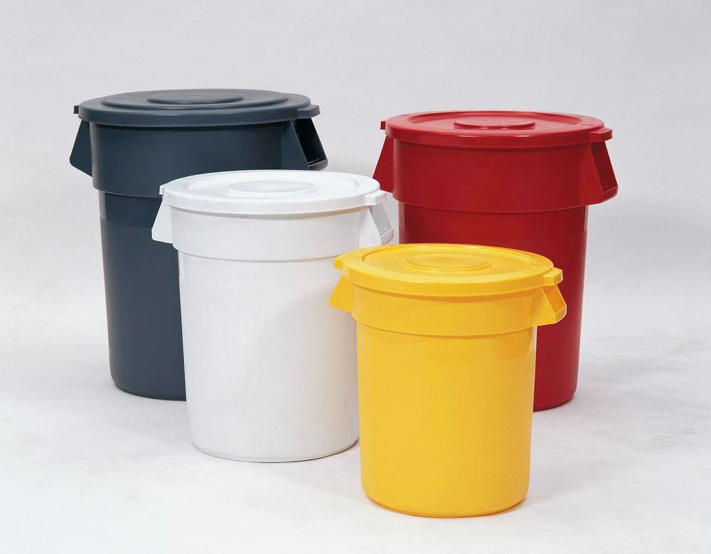 Multi Purpose Container manufactured from polyethylene, 385l, Grey