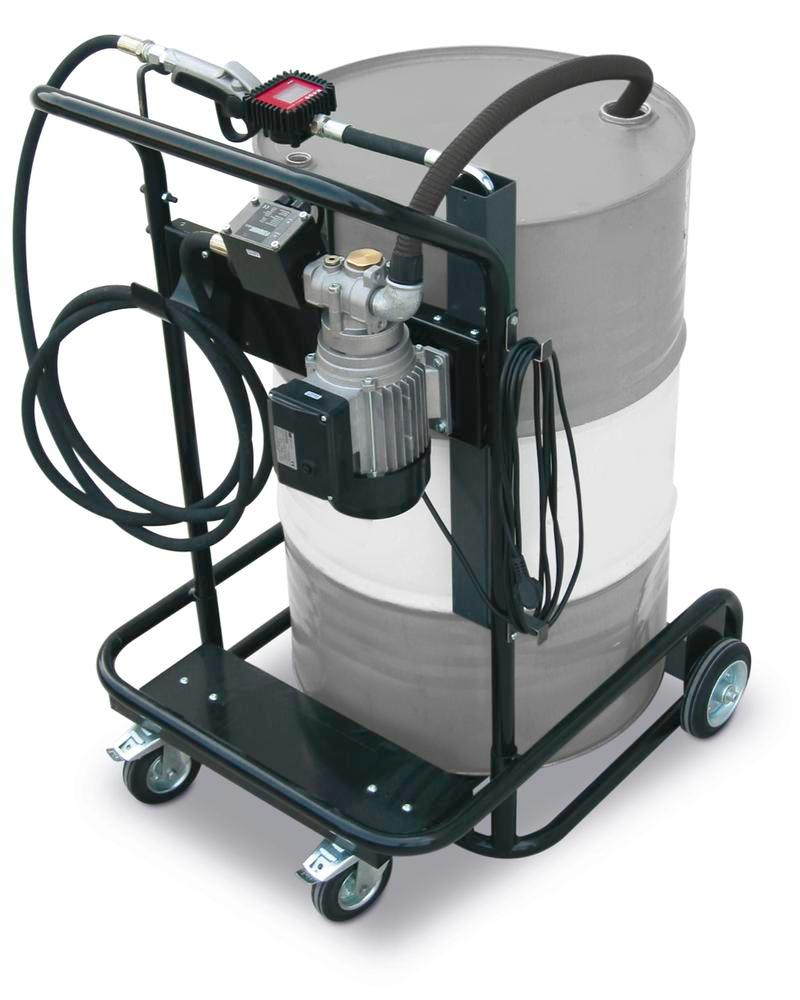 Mobile oil pump V 200-P, with pressure switch - 1
