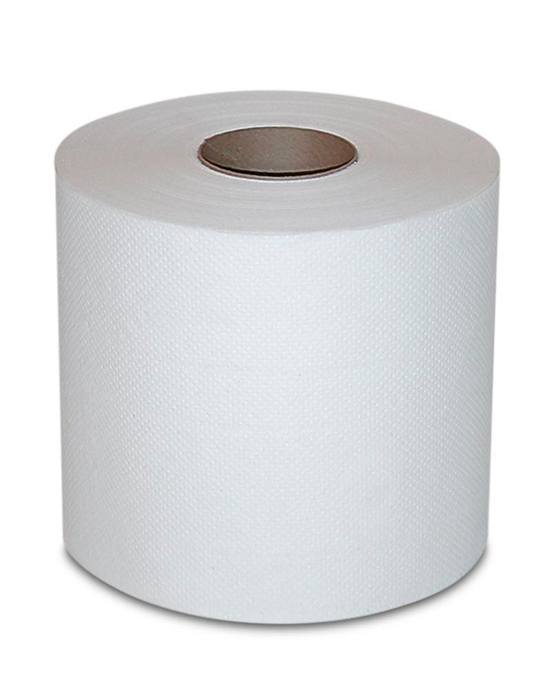 Cleaning cloths, 2 ply, 4 rolls