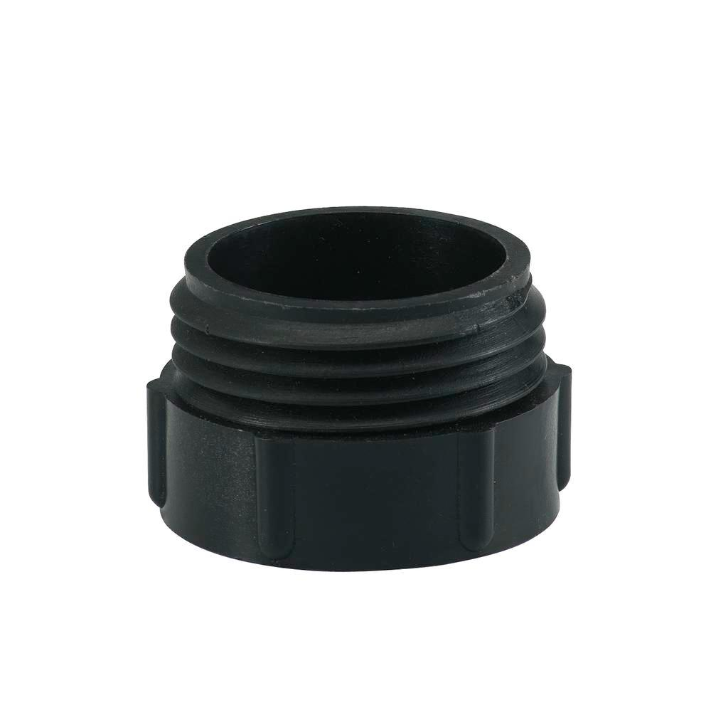 "Special thread adapter SG 2, 2"" fine (I) to S64x4 (A), black"