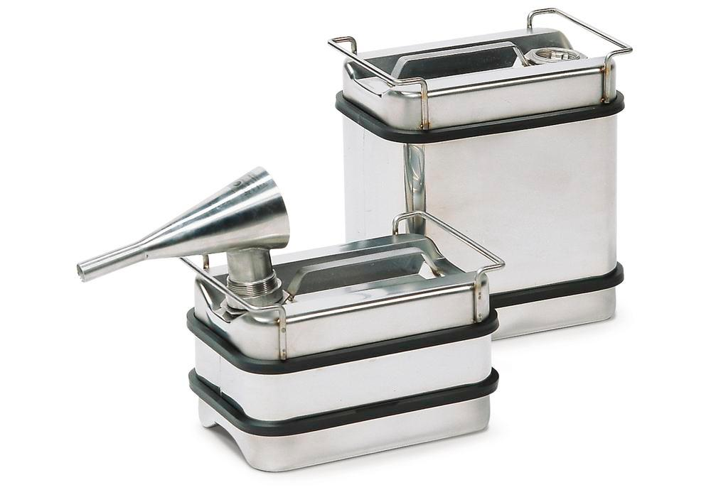 Stackable Stainless Steel Container, 11l