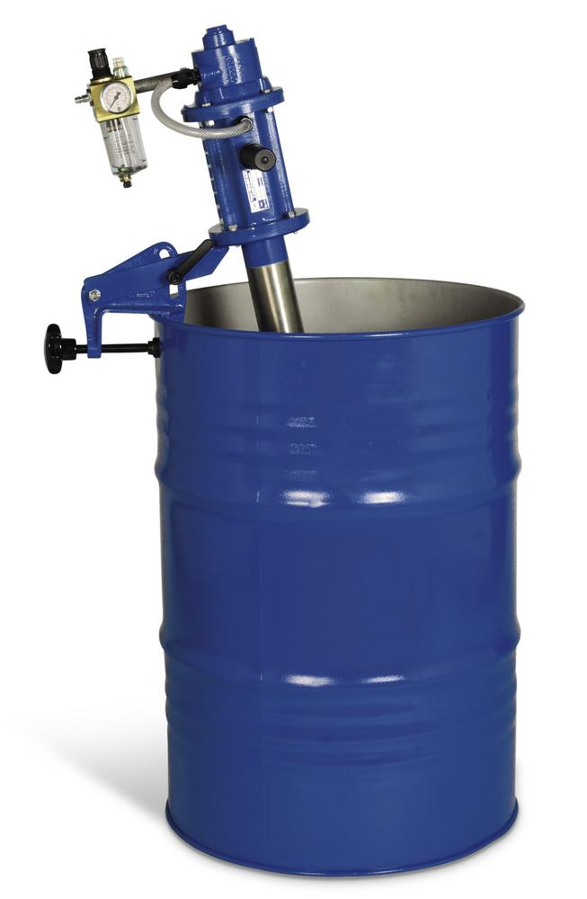 Compressed air stirrer GLP 3000, for open drums, Ex-protected