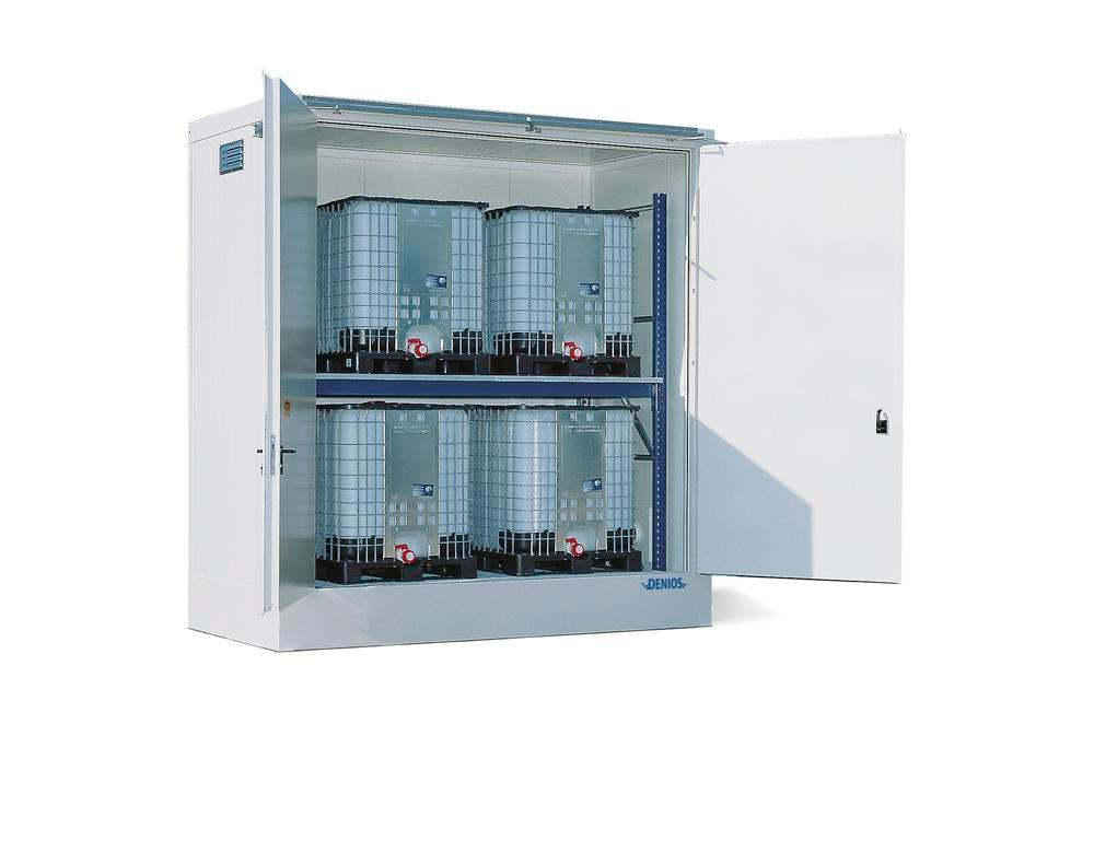 Fire protection FBM plus 314.30, with EI 90-C doors, for up to 16 drums à 205 litres
