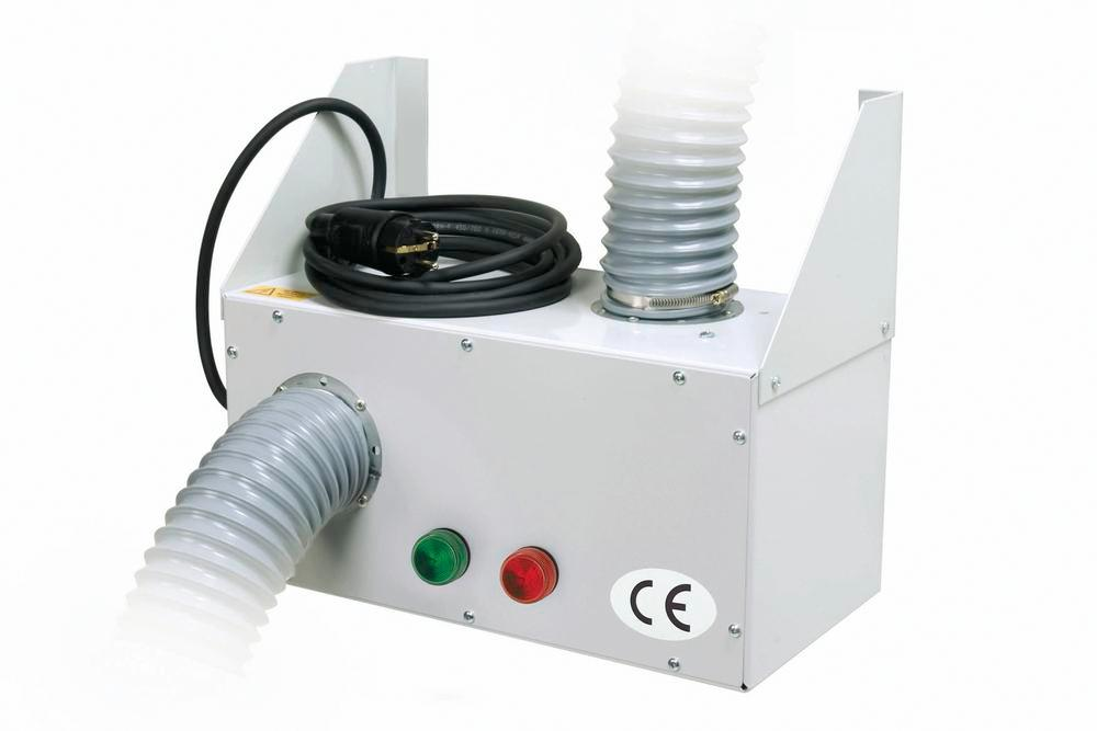 Ventilation fitting WP 12 with monitoring and alarm - 1
