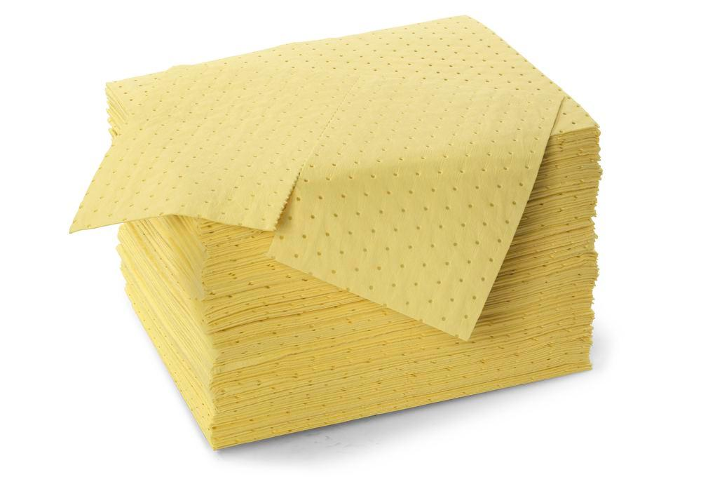 DENSORB absorbent mats Economy Triple, Special version, heavy, 3 layer, 40 x 50 cm, 100 pieces