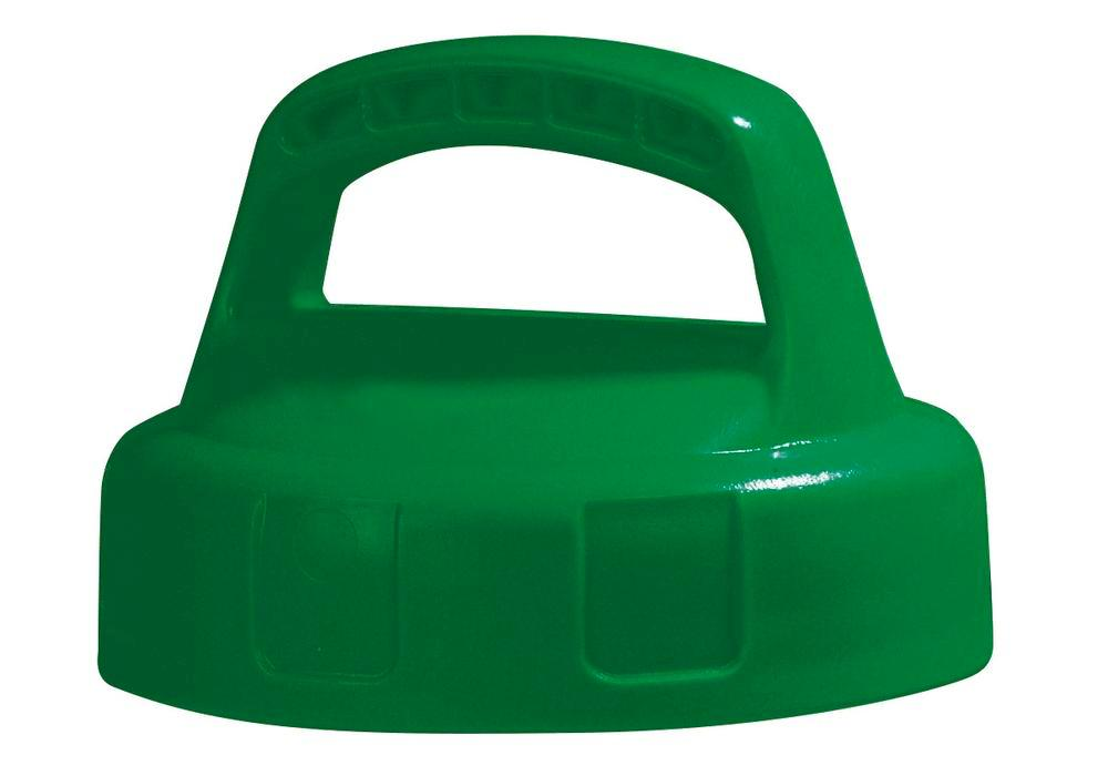 Function lid for liquid container, closed, green - 1