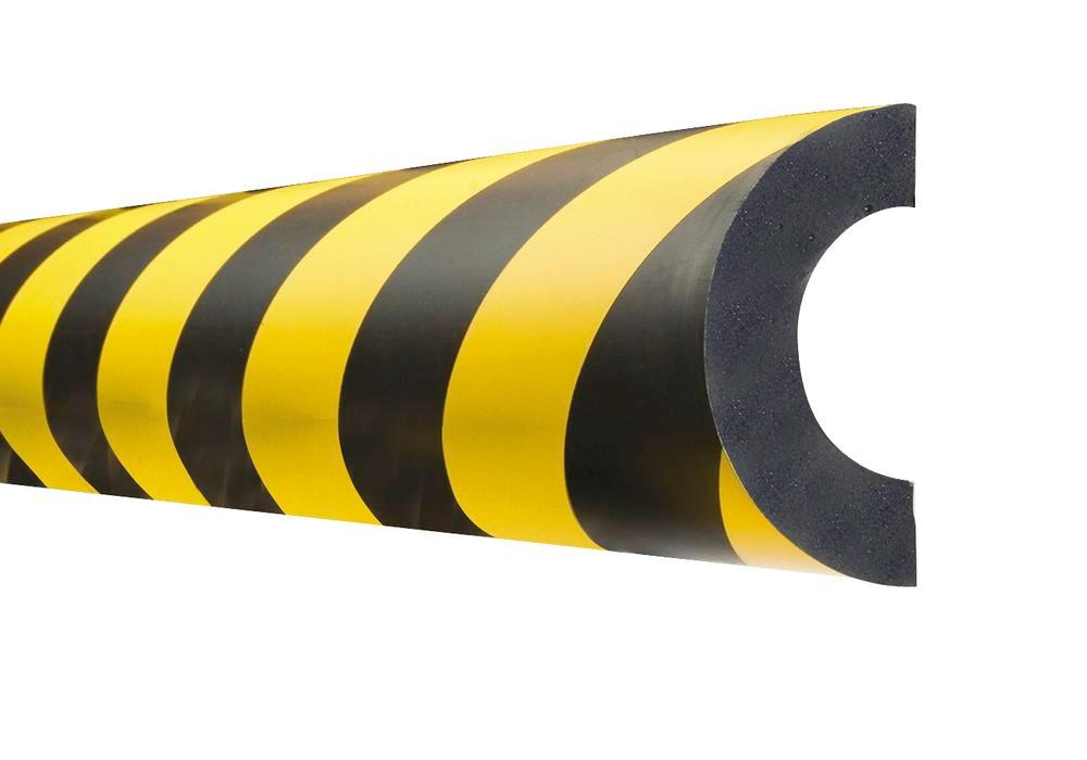 Profile and Edge Protection, Arc, self adhesive for 70-100 tube diameters