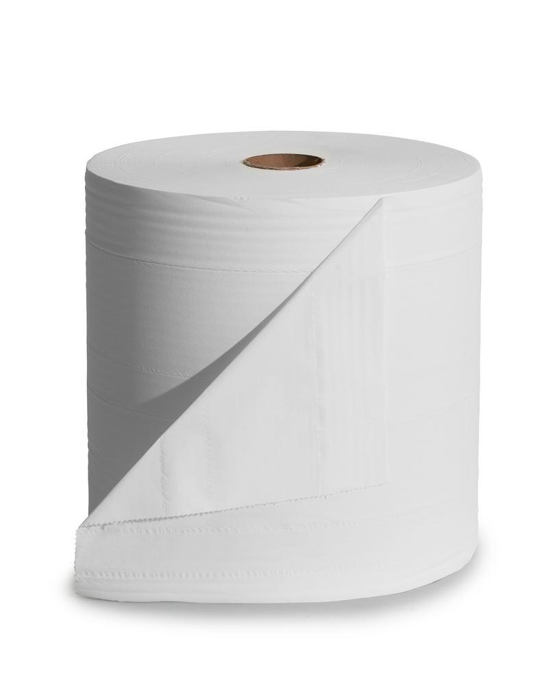 Tough cellulose cloth, 4 ply, 1 roll, blue