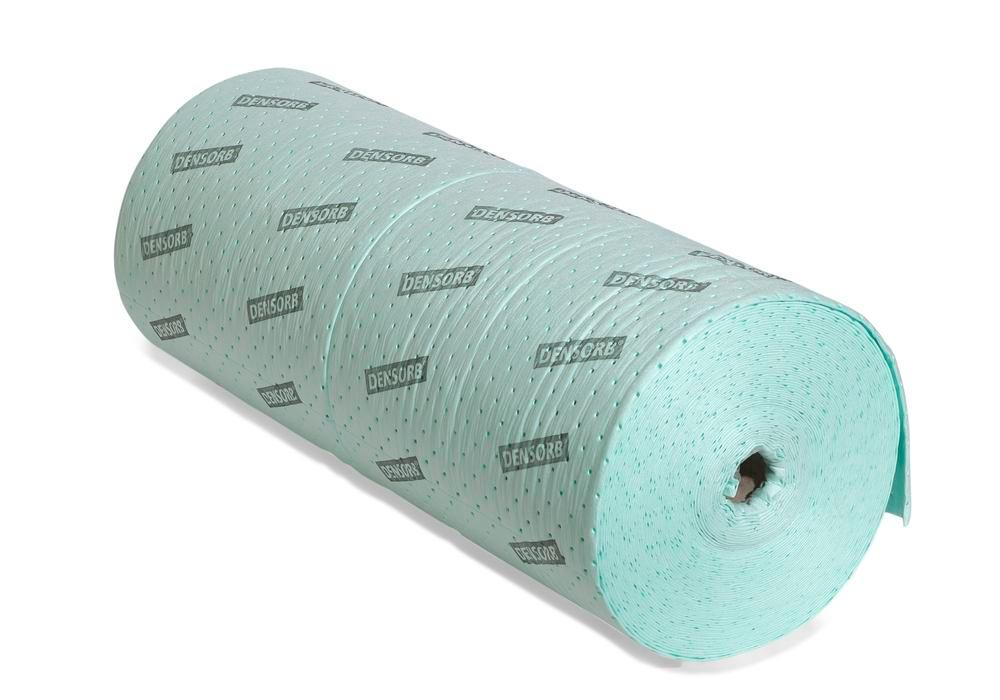 DENSORB Absorbent Roll Premium, Universal, Perforated, Heavy, 3 Layers, 100 cm x 45m