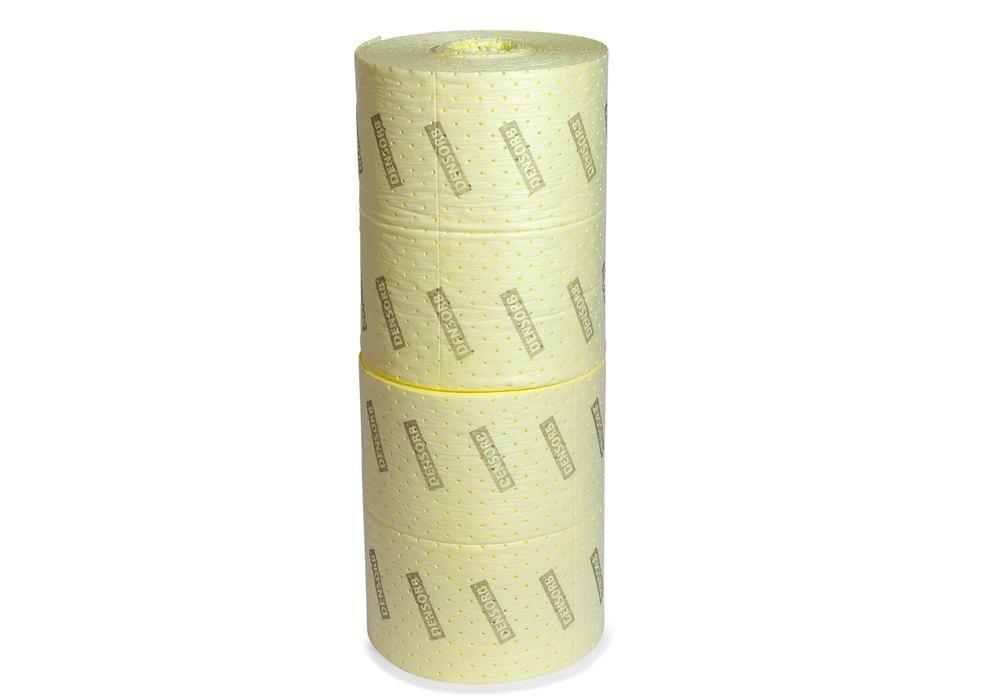 DENSORB Absorbent Rolls Economy Double, Special, Heavy, 2 Layers, 50 cm x 45 m, Pack of 2 - 2