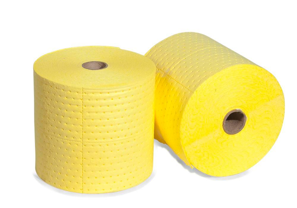 DENSORB Absorbent Rolls Economy Single, Special, Light, 38cm x 90m, Pack of 2
