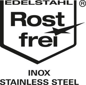 Lid for small container GN 1/2, stainless steel_certificate - 1