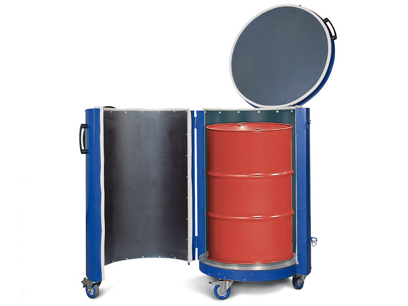 Drum Heaters For Steel Drums