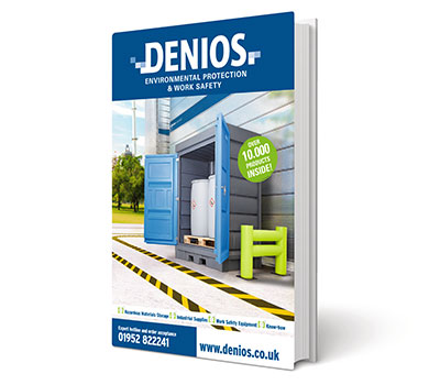 DENIOS Main Catalogue